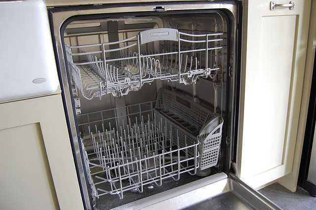 Kitchen Aid Dishwasher Top Spinner