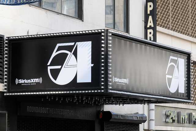 Studio 54 on Broadway