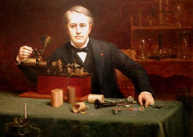 Thomas Alva Edison National Portrait Gallery Apr 1, 2015, 12-15 PM Apr 1, 2015, 12-15 PM