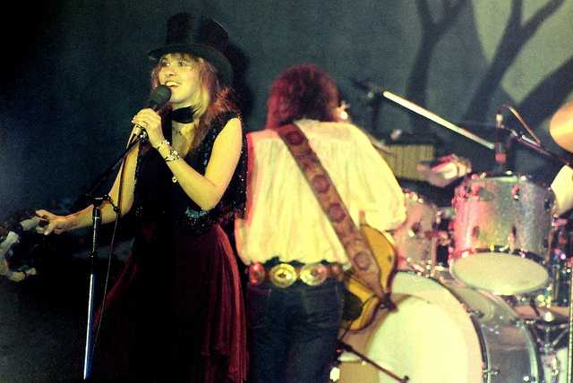 1977 - 35 - Fleetwood Mac - John + Stevie
