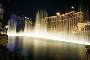 Bellagio Fountains Las Vegas
