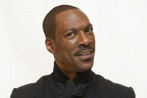 Movie Star Eddie Murphy