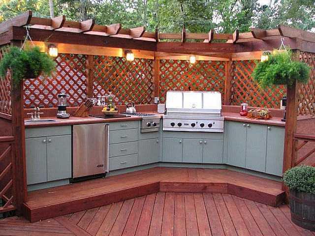 Best Modular Outdoor Kitchen Designs Ideas