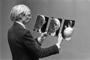Andy Warhol y su tercer punto de vista (botijo 2046)