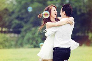HAPPY TOGETHER - Ziv & Catherine