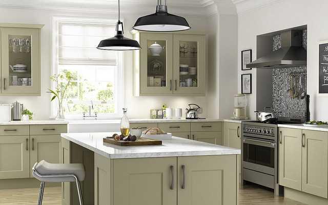 Apex Cambridge Kitchen