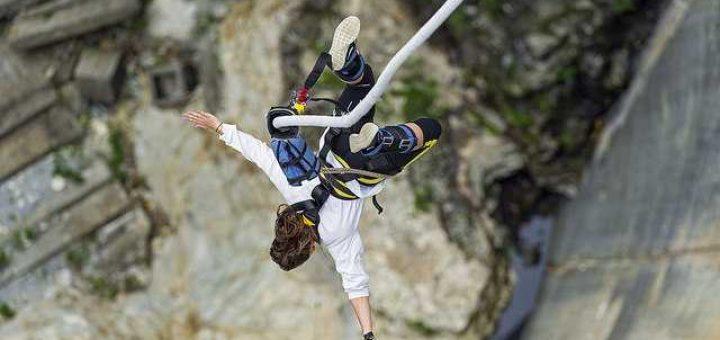 Bungee Jumping II