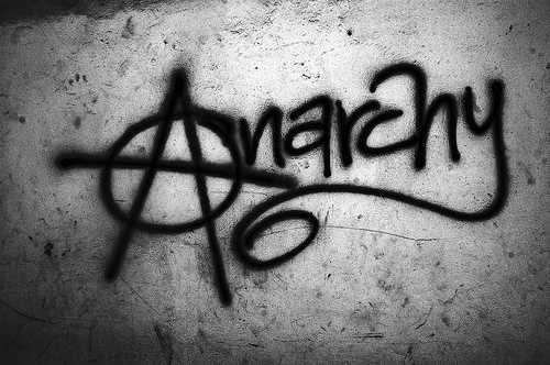 anarchy in the streets