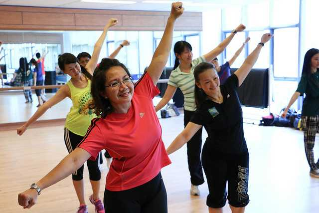 ActiveSg Fitness Dance Programmes