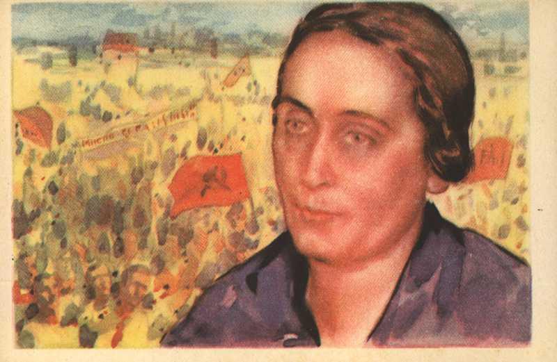 Dolores Ibarruri (Pasionaria)